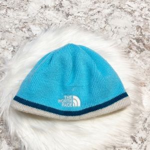 The North Face Beanie Hat Knit Blue